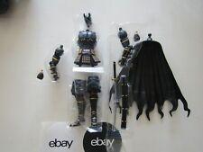 LOOSE Mattel DC Multiverse Ninja Batman Complete Unassembled