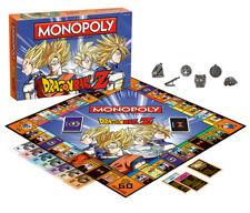 MONOPOLY - Dragon Ball Z (English Version) *NEUF/NEW*