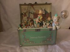 Precious Moments Toy Chest My Favorite Things Enesco Music Box And Movement Rare