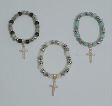 12 pc recuerdos comunion baptism favors bauitzo communion cross diamonds