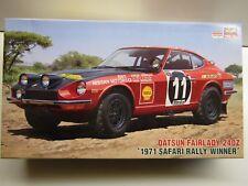 1/24 Datsun Fairlady 240z Safari Rally 71 Hsg21268 Japan Toy Hobby Japanese