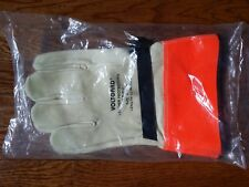 Lineman Leather Protectors for High Voltage Gloves 9-91/2
