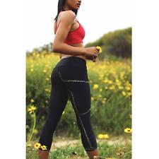 Purusha People - All Beings Free Crop Legging - yoga pilates dance fitness - XS