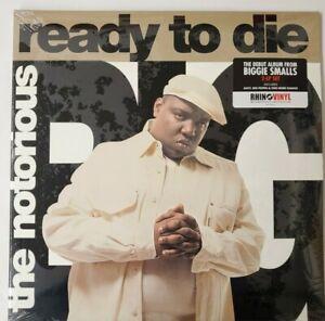 NOTORIOUS B.I.G. Ready To Die NEW 180-Gram vinyl 2x LP Reissue Rhino Records