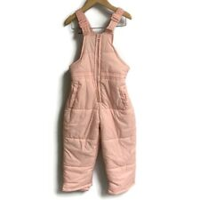 Weatherproof Girls Pink One Piece Snowsuit 4T