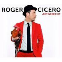 """ROGER CICERO """"ARTGERECHT"""" CD NEU"""