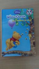 livre Disney WINNIE L'OURSON Club du livre HACHETTE