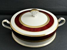 Noritake Hemingway Covered Vegetable Casserole Dish with Lid Pattern 4733 NIB