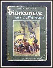 ⭐ Biancaneve Disney - Gros Monti - 1938 - DISNEYANA.IT ⭐