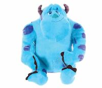 """OFFICIAL BRAND NEW 12"""" SULLEY MONSTERS INC UNIVERSITY SULLY SOFT TOY PLUSH"""