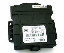 VW Touareg MK1 2002 - 2007 Gearbox Ecu control unit Automatic 09D 927 750 AH