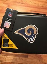 NWT NFL Los Angeles Rams Go-Pro Camera Case St Louis Rams