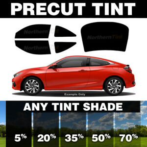 Precut Window Tint for Audi TT Coupe 00-06 (All Windows Any Shade)