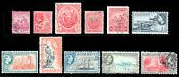 Barbados British Colony - Barbados Colonia Britannica - Lot of 11