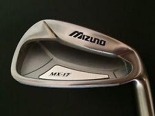 NEW Mizuno MX 17 6 Iron Golf Club R300 Regular TT Dynalite Gold Steel Shaft RH