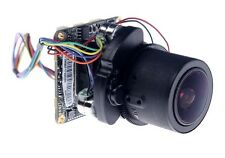 3X Motorized Auto Zoom LENS 2.8mm-12mm 1/2.9'' SONY CMOS IP Camera Module PCB