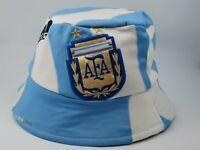 Argentina 2010-11 Home Football Shirt Bucket Hat