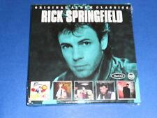 Rick Springfield - Original album classics - 5CD  SIGILLATO