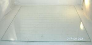 Hotpoint Refrigerator : Glass Shelf 16 1/2 x 16 1/2 (WR32X10169) {TF2002}