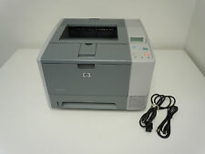 HP LJ 2420 Q5957A HP LASERJET 2420D LASER PRINTER + DUPLEXER + 90 DAY WARRANTY