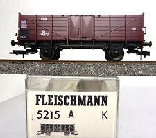 Fleischmann 5215A; Offener Güterwagen ÖBB, Export, ungelaufen in OVP