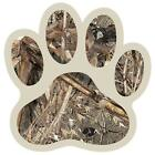 6498 Mossy Oak Graphics 13031 Camouflage Duck Blind Dog Paw Decal