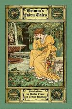 Grimm's Fairy Tales by Jacob Ludwig Carl Grimm; Wilhelm Grimm