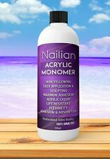 50ml Nail Monomer Gel Acrylic Liquid Monomer - Professional Salon High Quality