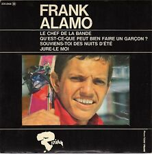 FRANK ALAMO LE CHEF DE LA BANDE FRENCH ORIG EP CLYDE BORLY