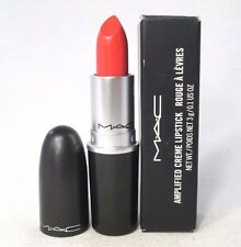 Mac Amplified Creme Lipstick ~ Vegas Volt ~ .1 oz. ~ BNIB
