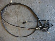 SAAB 93 9-3 CONVERTIBLE O/S/R R/H DRIVERS SIDE TONNEAU COVER RELEASE WIRE CABLE