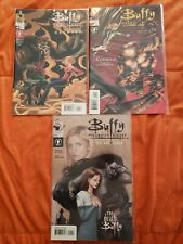 Buffy The Vampire Slayer Lot Of 3 Comic Books