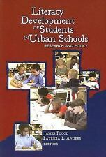Literacy Development of Students in Urban Schools: Research and Policy