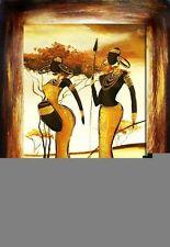 Abstrakte originale künstlerische Öl-Malerei direkt vom Künstler