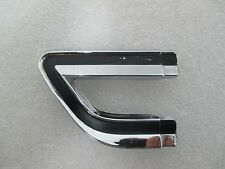 "Mopar ""NOS"" 1964 Chrysler 300 Right Hand Quarter End Molding 2495464"