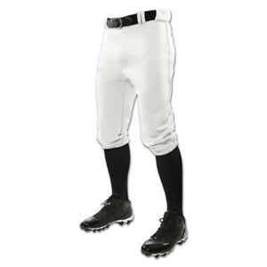 Champro Triple Crown Pro-Weight Knicker Baseball Softball Pants Adult Mens BP10