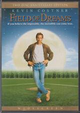 FIELD OF DREAMS 2-DVD COLLECTOR'S EDITION KEVIN COSTNER BURT LANCASTER