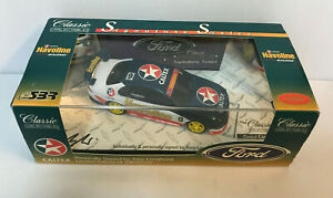 *SIGNED* TONY LONGHURST 2000 SIGNATURE SERIES TOURING CAR FORD 1:43 SCALE MODEL