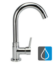 RONDO Kaltwasserhahn Gäste WC Armatur Standventil Waschbeckenarmatur Einhebel