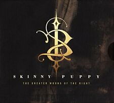 Skinny Puppy - The Greater Wrong Of The Right [CD]