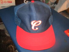 Original 1987 CHICAGO WHITE SOX Mesh Trucker Snapback Hat M/L Fan Fair