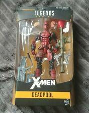 NEW! MARVEL LEGENDS DEADPOOL X-MEN WAVE 1 JUGGERNAUT BAF