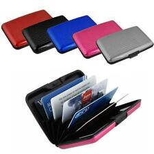 Aluminium Credit Business Card Guard Wallet Holder Pocket Secure ID Protection