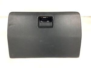 90-93 Accord Glove Box Right Storage Compartment Scabbard Door Black Used OEM