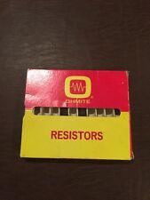 Vintage Ohmite Resistors 300ohms