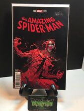 Amazing Spider-man #796 2nd Print Carnage variant