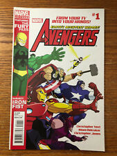 Marvel Universe The Avengers Earth's Mightiest Heroes #1 Marvel Comics 2012 NM