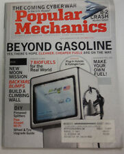 Popular Mechanics Magazine Beyond Gasoline September 2008 070215R2