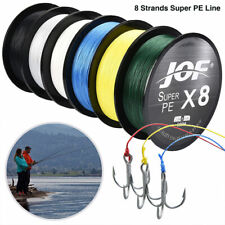 300M/500M Fishing Line Saltwater Freshwater Super Strong Pe Braided Fishing Wire