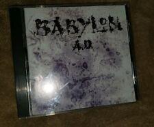 BABYLON A.D. cd BABYLON AD  free US shipping